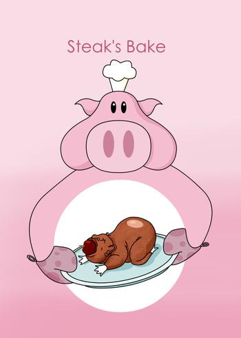 Steak's Bake
