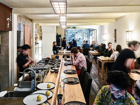 Een van de beste restaurants van Rotterdam blijft geweldig