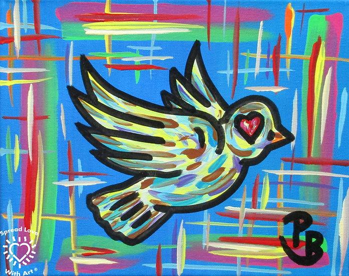Dove Love Mini 1