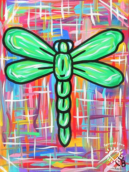 Jade Dragonfly