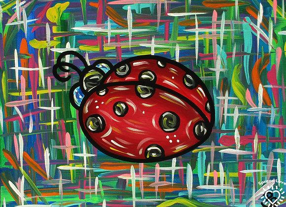 Ruby Ladybug