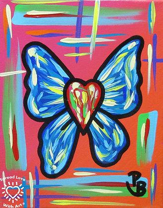 Butterfly Love Mini 3