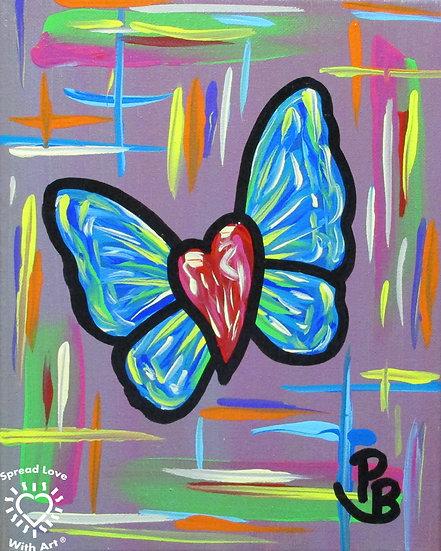 Butterfly Love Mini 1