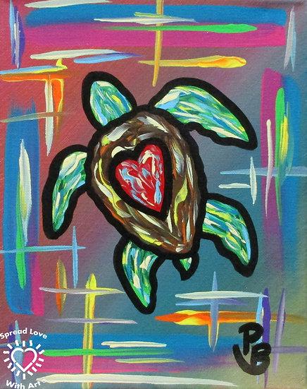 Turtle Love Mini 1