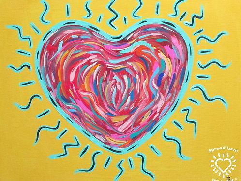 "Radiance ""Heart"""