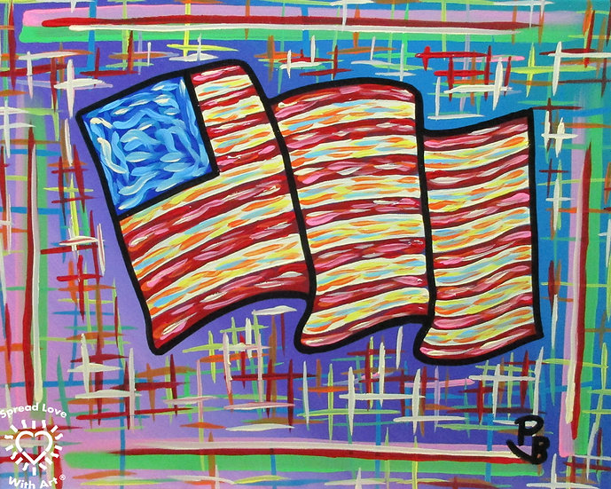 America the Great LG 1