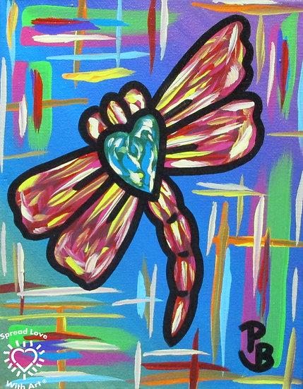Dragonfly Love Mini 3