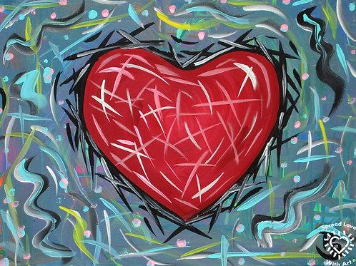 "Symbolism ""Heart"""