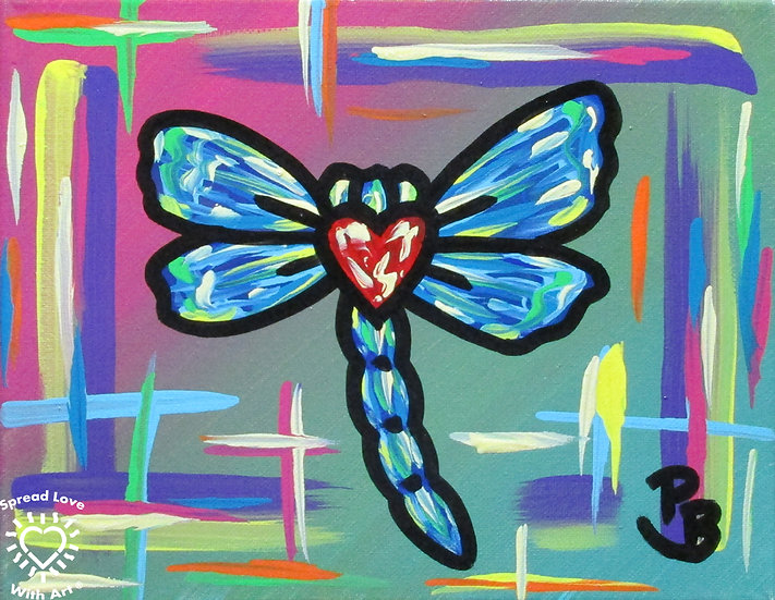 Dragonfly Love Mini 2