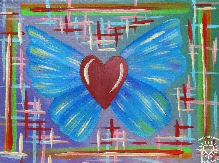 Butterfly Love SM 2