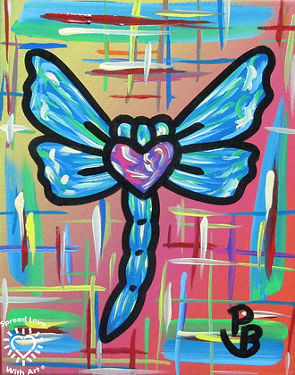 Dragonfly Love Mini 4