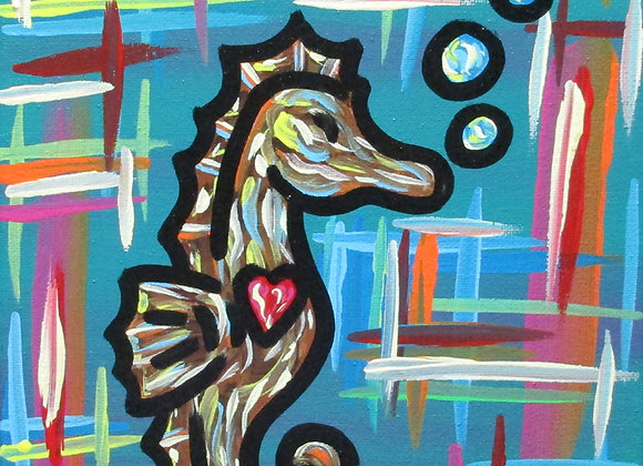 Seahorse Love Mini 1