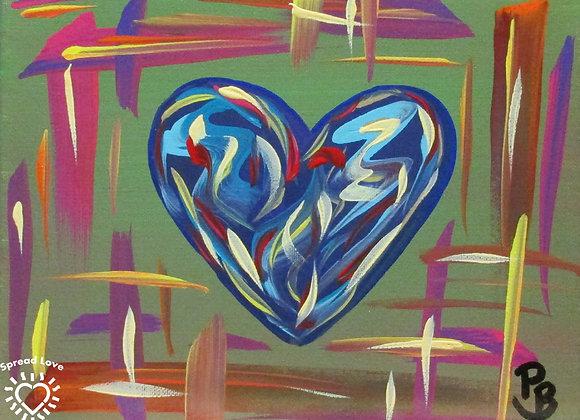 Heart Pastel Mini 2