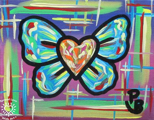 Butterfly Love Mini 5