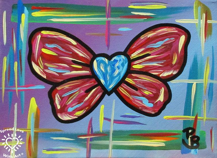 Butterfly Love SM 1