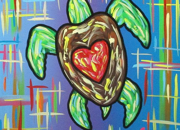 Turtle Love LG 1