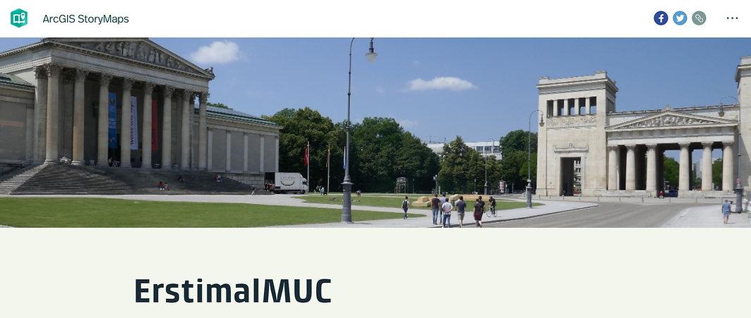 Titelbild des ErstimalMUC