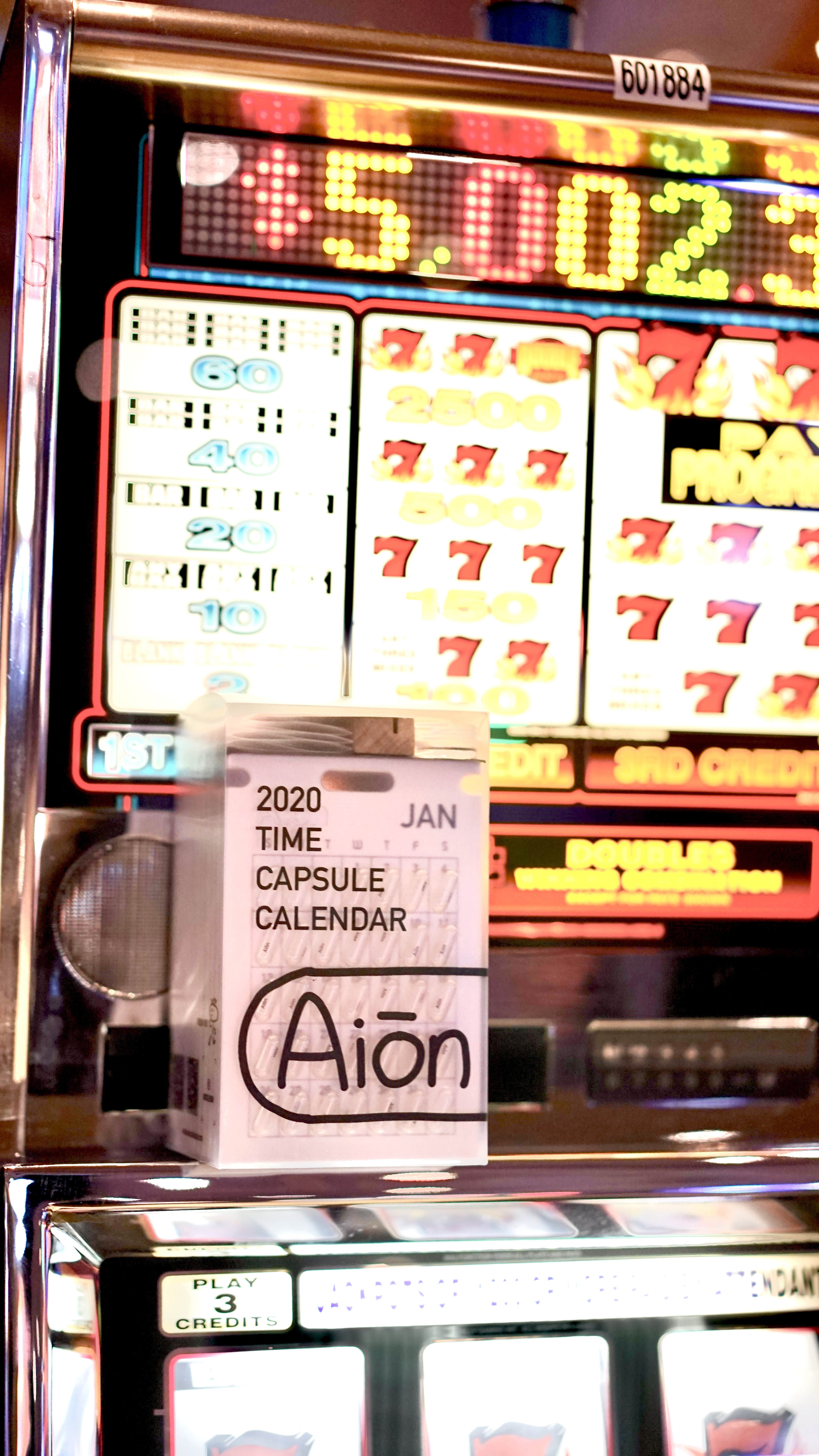 Las Vegas - Slot Machine
