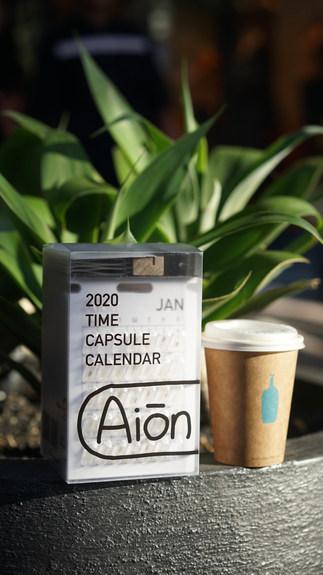 Aiōn at Blue Bottle Coffee in LA