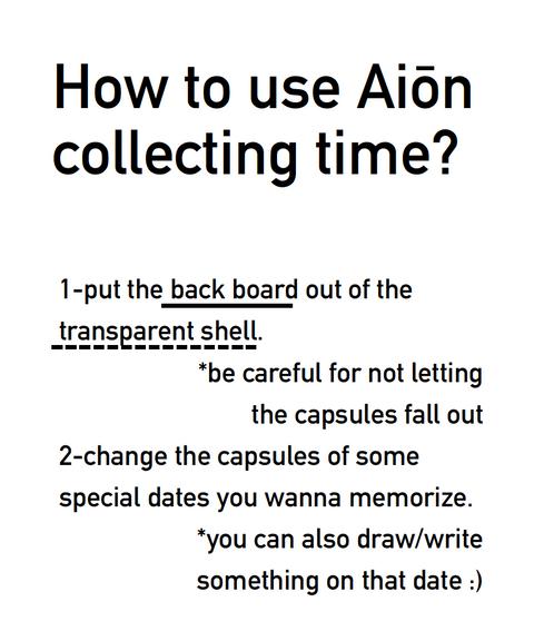 How to use Aiōn 1