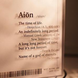 What's Aiōn?