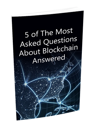 5 Of The Most Asked Questions About Blockchain Answered