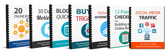 Business and Marketing Ebook Collection