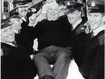 Paddy Farrell retiral day