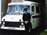 Mr H Wallace at Kilbirnie Station