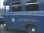 Lanarkshire obstetrics ambulance