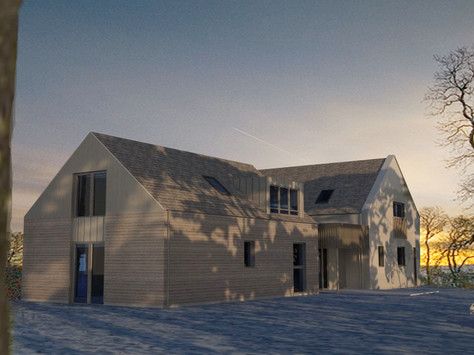 West Linton New Build
