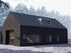 West Linton Barn conversion