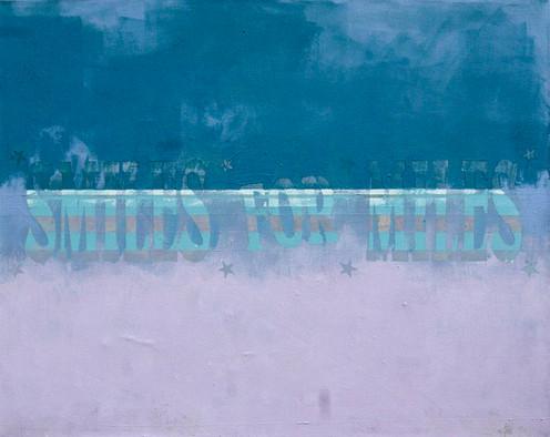 Acrylic On Canvas 640mm X 810mm