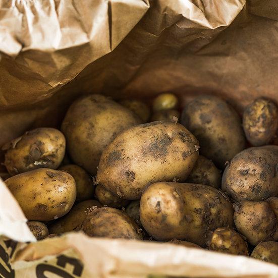 New season potatoes - Grove Farm  1Kg
