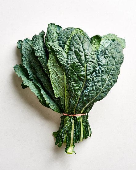 Organic Tuscan Kale 200g loose