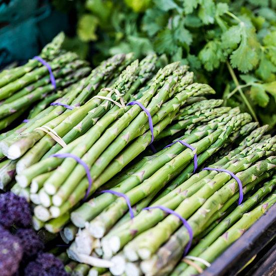 Asparagus - bunch approx. 300g