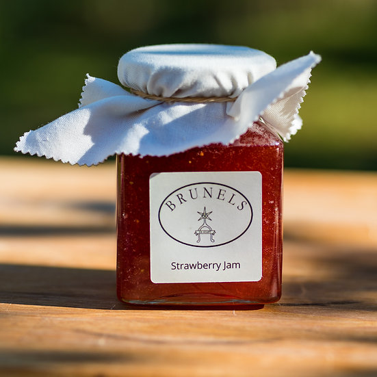 Strawberry Jam - 215g
