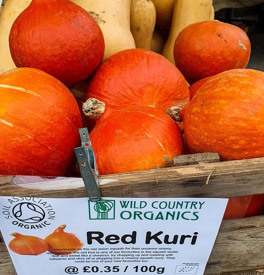 Red Kuri Squash approx. 800g