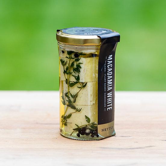 Plant-based Macadamia White Organic Nettle 180g