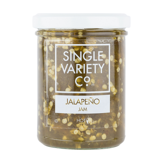 Jalapeño Jam – HOT