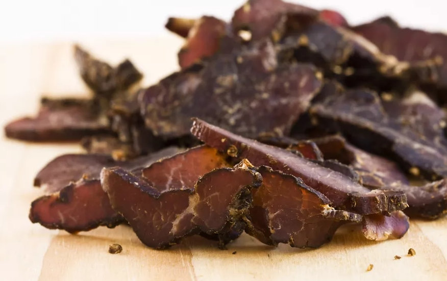 Biltong - The meat boss    approx 200g