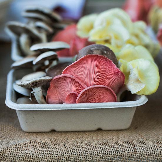 Mixed mushrooms 200g