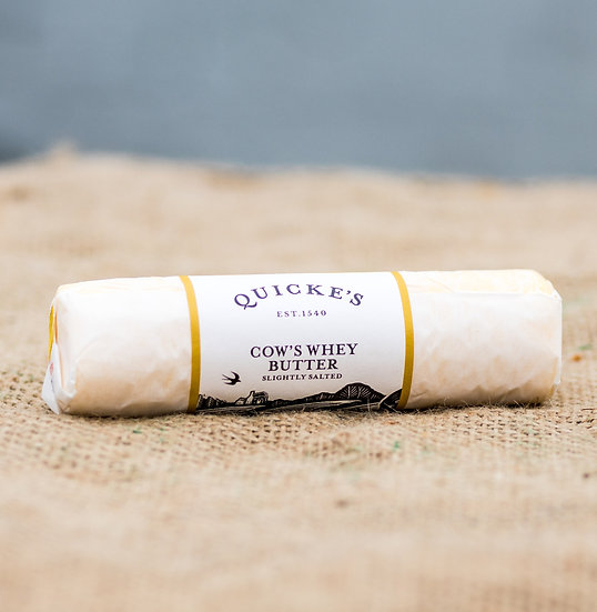 Slightly Salted Cow's Whey Butter 250g