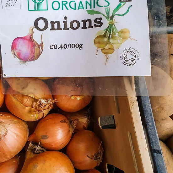 Loose Onions 1Kg