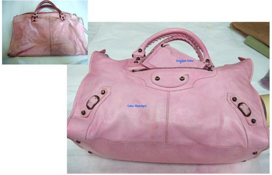 Bubble Gum Pink Balenciaga