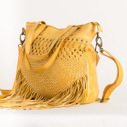 Leather Handbag From Australia