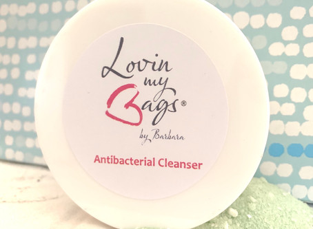 Antibacterial Leather Cleanser