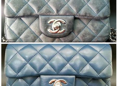 Leather Handbag Spa Services