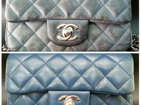 Leather Handbag Spa Services