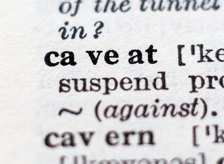 When can I lodge a caveat in Victoria?